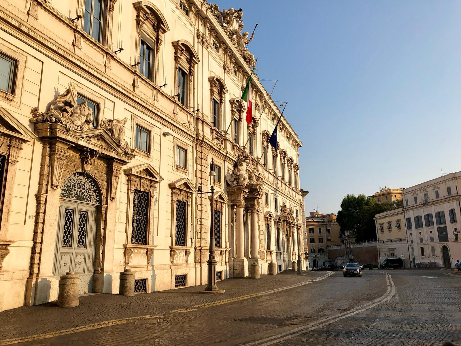 Stato vs. Lazio: il Governo impugna il Piano territoriale ...